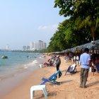 Пляж Паттайи, Таиланд