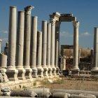 Античный город Перге, Турция
