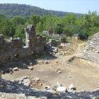 Амфитеатр Фаселиса, Турция