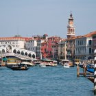 Мост Риальто, Венеция, Италия