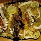 Блюдо из морепродуктов в отеле Savoy, Египет
