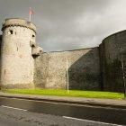 Замок короля Джона, Шаннон, Ирландия
