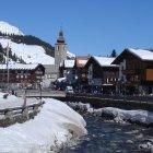 Горнолыжный курорт Сант-Антон, Австрия