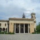 Музей Сталина в городе Гори, Грузия