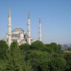 Голубая мечеть Стамбула, Турция