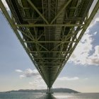 Висячий мост Акаси-Кайкё, Кобе, Япония