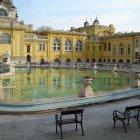 Купальня Сечени, Будапешт, Венгрия