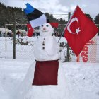 Горнолыжный курорт Паландокен, Турция