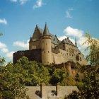 Замок Вианден, Люксембург