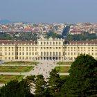 Дворец Шёнбрунна в Вене, Австрия