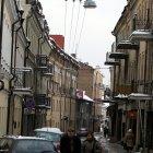 Вильнюс зимой