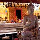 Храм в Чиангмай, Таиланд