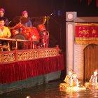 Водный кукольный театр в Ханое, Вьетнам
