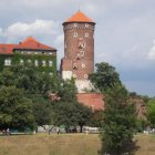 Королевский замок Вавель, Польша