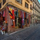 Арабский рынок Алькайсерия, Гранада