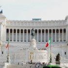 Монумент Витториано, Рим