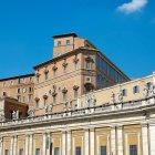 Апостольский дворец, Ватикан