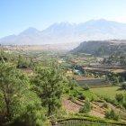 Живописные окрестности Арекипы, Перу