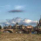 Мост Августа, Дрезден