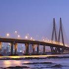 Мост Бандра-Ворли, Мумбаи