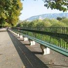 Скамья де ла Трей, Женева