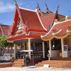 Храм Большого Будды, Самуи