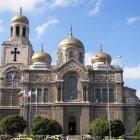 Успенский Кафедральный собор Пресвятой Богородицы в Варне