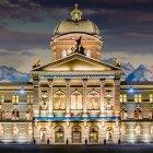 Федеральный дворец, Берн