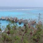 Водные бунгало на Таити, Французская Полинезия