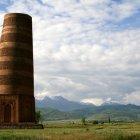 Башня Бурана, Бишкек