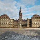 Дворец Кристиансборг, Копенгаген