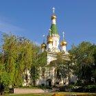 Русская церковь Святого Николая, София