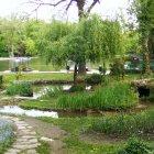 Сад Чишмиджиу, Бухарест