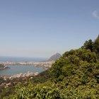 Гора Корковадо и статуя Христа-Искупителя