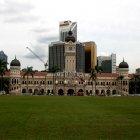 Площадь Мердека, Малайзия