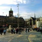 Площадь Дам, Амстердам