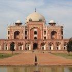 Гробница Хумаюна в Дели, Индия