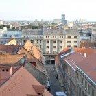Нижний город, Загреб