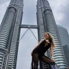 Башни-близнецы Петронас, Куала-Лумпур, Малайзия