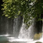 Водопады Дюден, Анталия