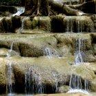 Водопад Эраван в Канчанабури, Таиланд