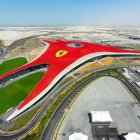 Парк развлечений Ferrari World, Абу-Даби