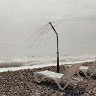 Пляжи Гагры, Абхазия