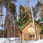 Мужской монастырь в Галиной Яме, Екатеринбург