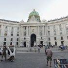 Императорская резиденция Хофбург, Вена