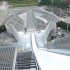Лыжный музей и башня для прыжков Холменколлен, Осло