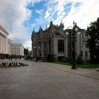Дом с химерами, Киев