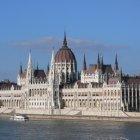 Здание Венгерского парламента, Будапешт