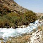 Река Иссык-Ата, Киргизия