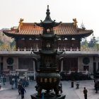 Храм Нефритового Будды Юйфосы, Шанхай